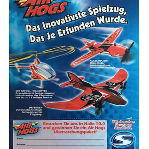 German Toy Book AD