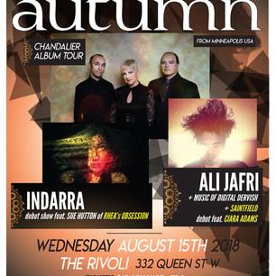 Autumn, Ali Jafri, Indarra Poster