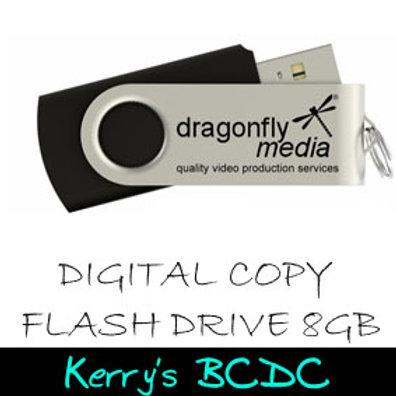 Kerry's Batavia Coast Dance Centre High Definition USB