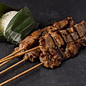 Grilled Pork Skewers (4) (Moo Yang)