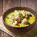 Green Curry (Gaeng Khao Wan)