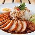 Thai BBQ Pork (Kao Moo Daeng)
