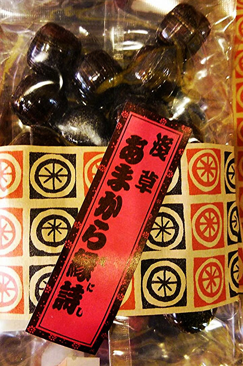 黒玉 Black candy