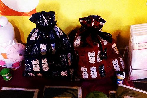 巾着 Japanese pouch