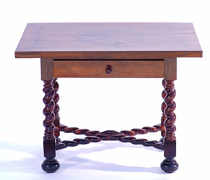 19th c. Portuguese Rosewood  Table