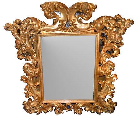 18th c. Italian Baroque Mirror