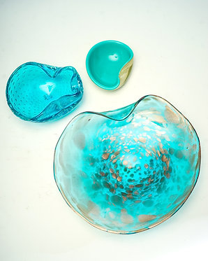 Vintage Murano Dishes