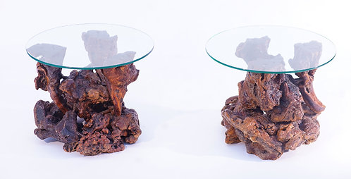 Vintage Root Tables