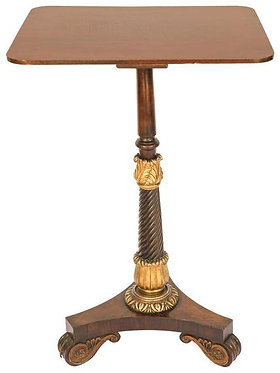 19th c. English Regency Occasional Table