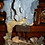 Thumbnail: 20th c. Blue Coral Handmade Lamps
