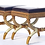Thumbnail: 20th c. Italian Style Giltwood and Painted Benches
