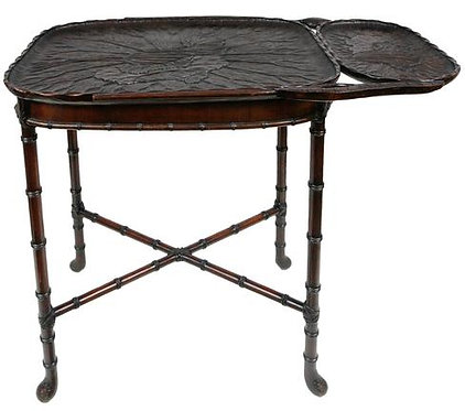 19th c. Japanese Tray Table