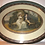 Thumbnail: 18th c. Oval Painted Tole Tray