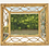 Thumbnail: 19th c. French Giltwood  and Gesso Mirror