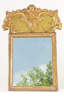 19th c. Italian Giltwood Mirror