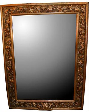 18th c. English Giltwood Mirror