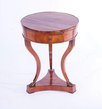 19th c. Italian Walnut  Neo-classic Table
