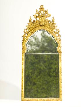 19th c. English Giltwood Mirror