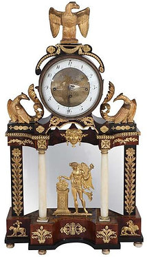 19th c. English Classical Clock