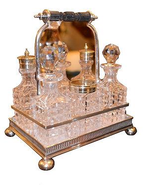 1900's English Sheffield Crystal Set
