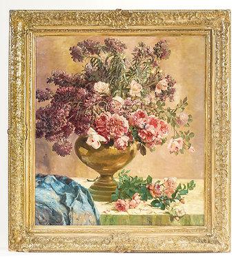 Theodore B. Modra...1920...oil painting