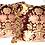 Thumbnail: Pair Silk & Velvet Pillows