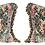 Thumbnail: Pair of Silk Velvet Bevilacqua Pillows