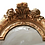 Thumbnail: 18th c. Regence French Carved Giltwood Mirror