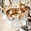 Thumbnail: 22 Karat White Gold Rock Crystal and Obelisk