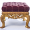 Thumbnail: 20th c. Italian Style Giltwood  Bench