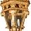 Thumbnail: 22 Karat Giltwood Carved Lantern