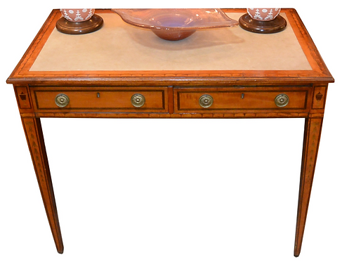 19th c. English Writing Table