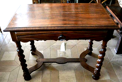 18th c. French Table