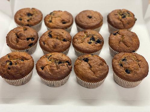 Muffin box - one dozen