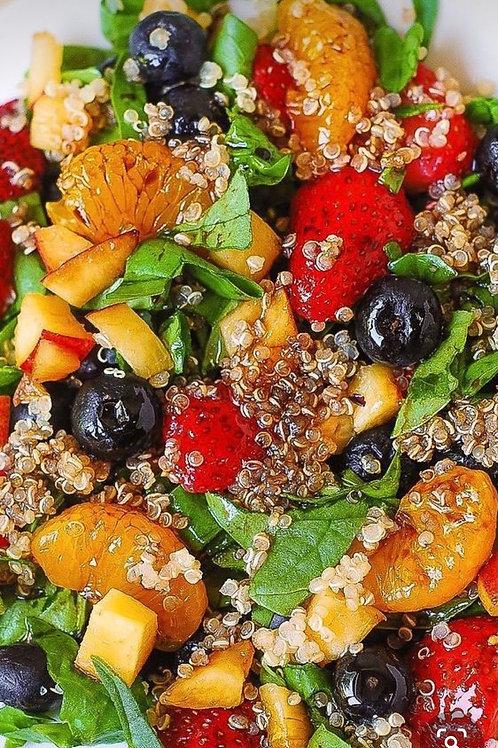 Salade Printanière de Quinoa