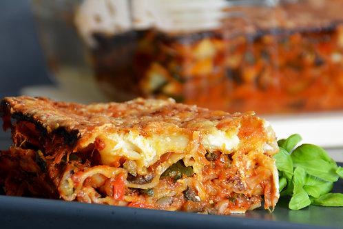 Ratatouille Vegetarian Lasagna