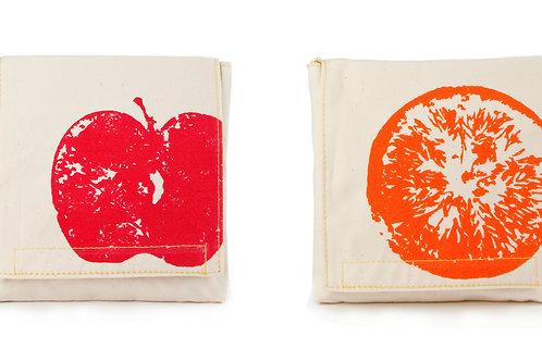 Fluf Snack Pack - Apple & Orange