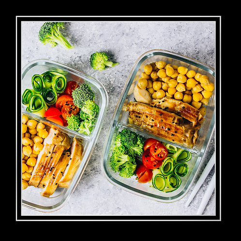 WEEKLY SPECIAL Meal Prep Chicken & Chickpeas