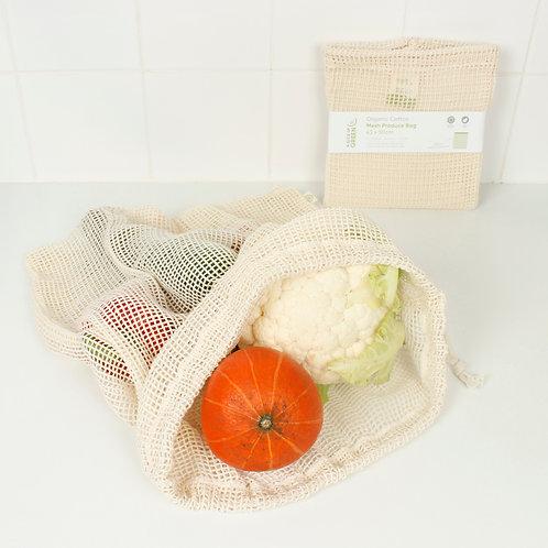 Slice of Green Mesh Produce Bag Variety Pack