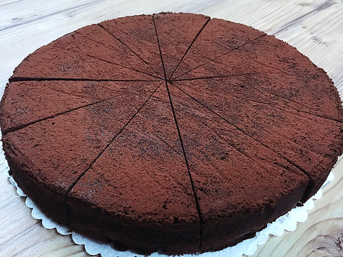 GF Mexican Chocolate Cake
