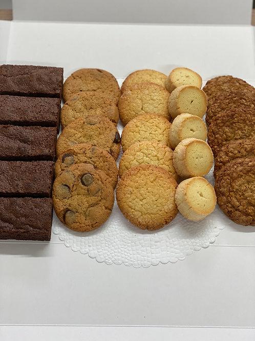 Cookie & Brownie Box