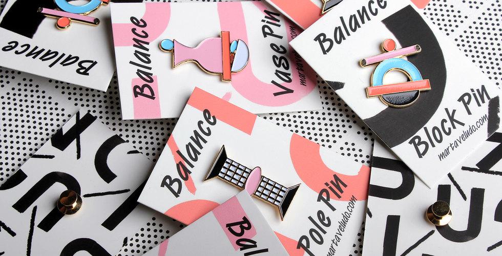 Balance Pins