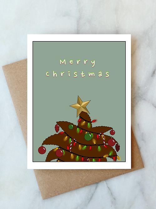 Sideshow Christmas Card