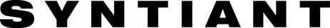 SYNTIANT Black logo