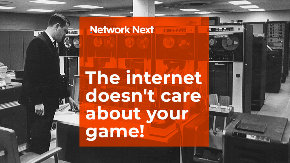 About >> The Internet Doesn T Care About Your Game