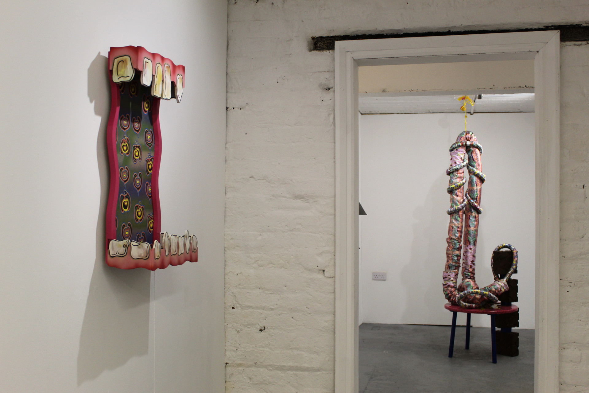 BUNKER GALLERY CURATED BY CATFLAP COLLECTIVE
