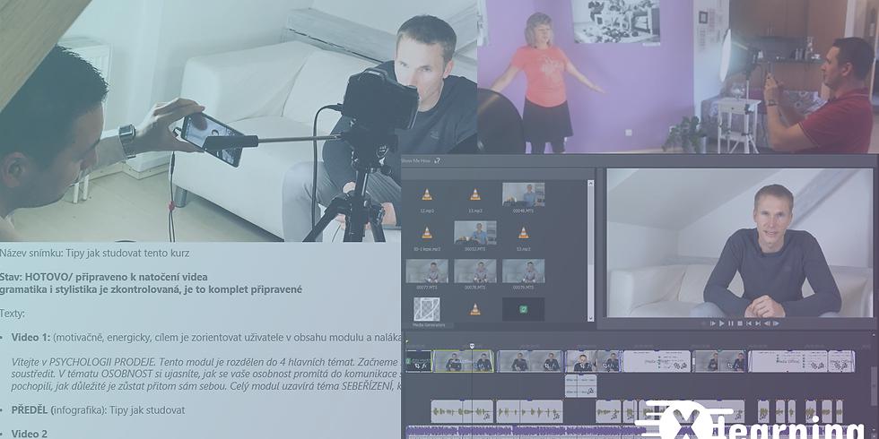 Natočte si vlastní vzdělávací video!