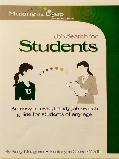 Job Search for Students