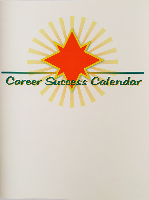 Career Success Calendar