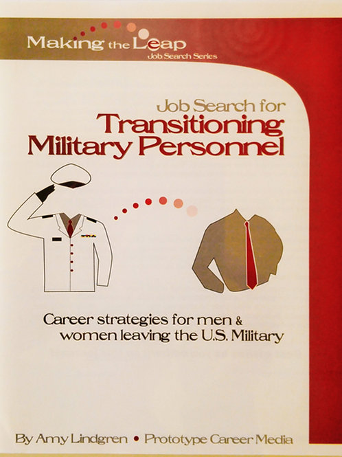 Job Search for Transitioning Military Personnel
